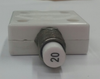 """1600-037-200, 20 amps, circuit breaker, mechanical products, 20 amp push to reset circuit breaker, 7/16"""" bushing, quick connect terminals, an1905, 152345, 2393267, 565533, e0047"""