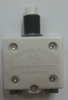 """mechanical products, 20 amp, push to reset, circuit breaker, 7/16"""" bushing, screw terminals bent 90 degrees 1600-082-200128005"""