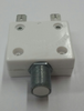 "mechanical products, 5 amp, push to reset, circuit breaker, 7/16"" bushing, flush white button, quick connect terminals, 1600-162-050,142068"