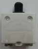 """mechanical products, 30 amp, push to reset circuit breaker, 3/8"""" inch bushing, black button, #8-32 screw terminal,  1680-219-300, 043-1030d, n10604241, p25387330"""