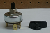 rotary switch, 4 position, off, on on on, Carling, 700-A-BL