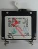AA1-B0-34-425-3B1-C Carling Technologies Circuit breaker, 2.5 amp, A Series, single pole, magnetic