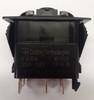 VGDKG66B Carling V series progressive rocker switch, two lamps, spade terminals ,RCV-00008808
