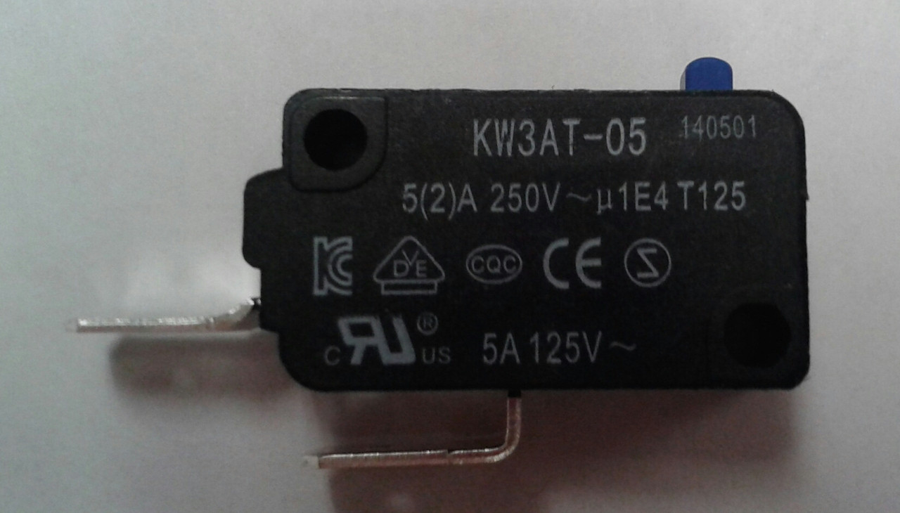 401 9081 Normally Open Miniature Snap Action Switch With Plunger Button Mini Rockers Illuminated Non Rocker Switches Spst