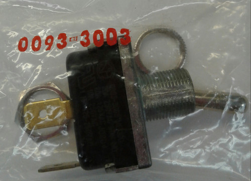 93-3003 Momentary On-off McGill Toggle Switch with spade terminals