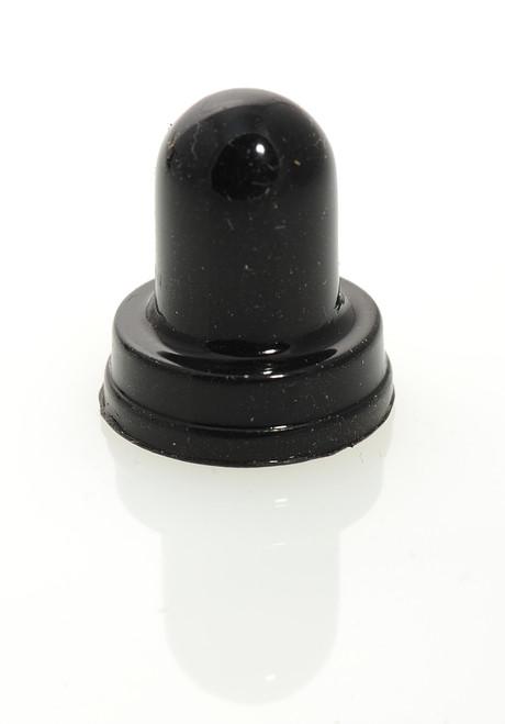 1680-330-1 Circuit Breaker Boot, Black, 3/8-27 thread, Dress nut style, 005-002-0009, 028-3014, 043-3203, p2538901, 1075-010, mxb-1300400-0092