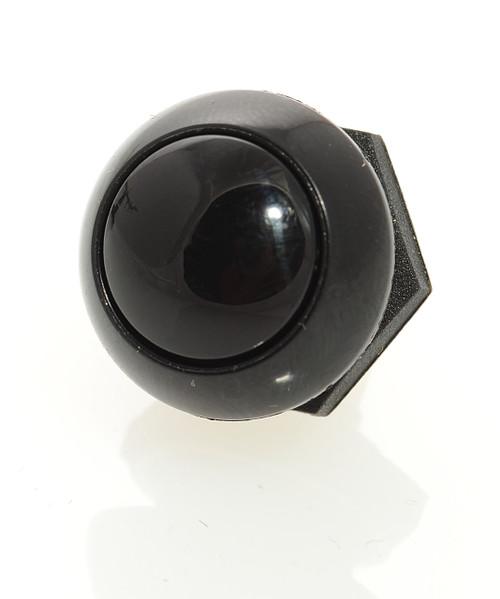 push button, flush black, normally open, otto, momentary, switch, P9, single pole, P9-111122