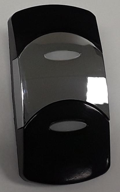 carling, wave actuator, 2 white bar lens, chrome insert, high insert, VTH77CC00-000