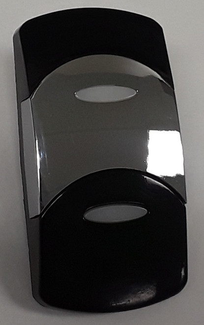 carling, wave actuator, 2 white bar lens, chrome insert, high insert, VTH77CC00-000,033-9402,N10202610