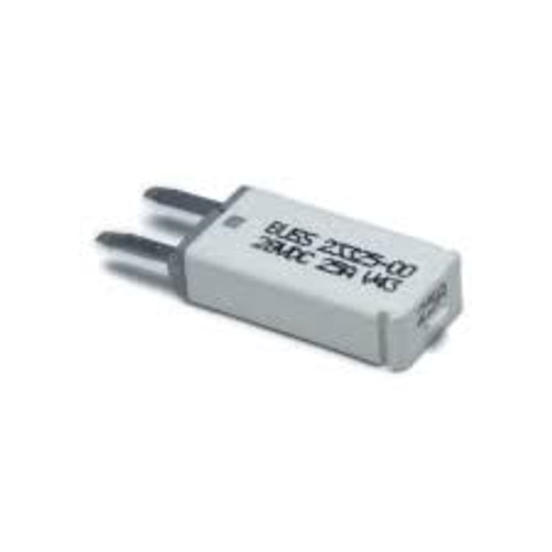 23325-00 Cooper Bussmann 25 Amp Mini Circuit Breaker - Type 3 Manual Reset