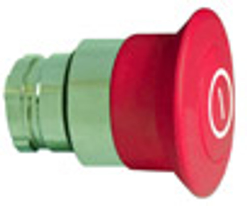 2AMPP4 Altech Push Pull Operator, Red Mushroom Cap with Bracket, 22 mm, red, mushroom, push button, bracket, metal, altech, 2ampp4, push pull,  normally open, normally closed