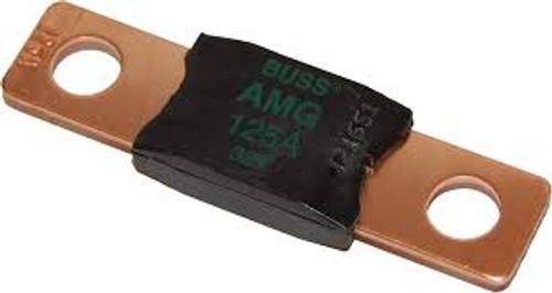 AMG-125 Eaton Bussmann Bolt on 125 Amp Automotive Fuse
