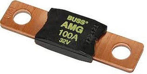 AMG-100 Eaton Bussmann Bolt on 100 Amp Automotive Fuse