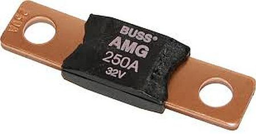 AMG-250 Eaton Bussmann Bolt on 250 Amp Automotive Fuse