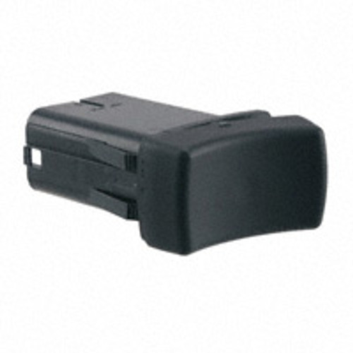 carling, w series, fully sealed rocker switch, W28B20001-AZZ00-000, spring return to center off, spring loaded, double momentary, dpdt, IP68, hard black