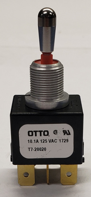 T7-211E5, switch, marine, auto, toggle, momentary, double pole, sealed, Otto, T7 Series, snow plow, B62038, Blizzard, Boss, A-frame, draw latch switch, power hitch, dpdt, t720020, western, 1TBP100, with jumper, shorting bar