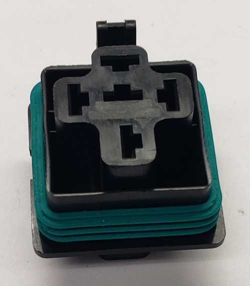 BR05-WP, relay connector, automotive relay socket, weather proof, 5 pin