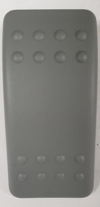 carling, switch cap, actuator, VVAZG00-000, soft grey, Carling, Actuator, V series, cap, rocker, grey, no lens, 711001093-00