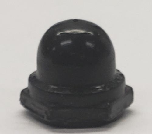 boot, circuit breaker boot,  black, apm hexseal, 7/16-28 thread, sk-n3030