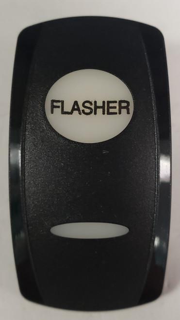 VVG9CXX-100-XFSR1, carling, v series, rocker switch cap, contura 5, flasher actuator