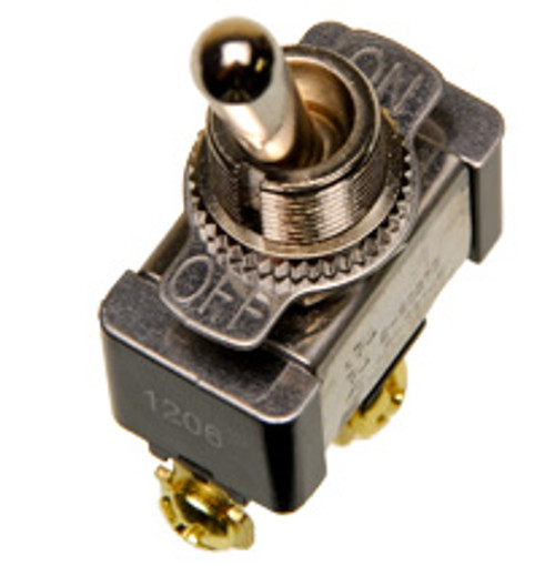 single pole on-off toggle switch, screw terminals, 42-1010, SW3041, 18602-0030, 2024600000, 10-5022, 000716, P5047162, 65330, 0416123001, 804210, 842321, 100-9, 4010101, A26215