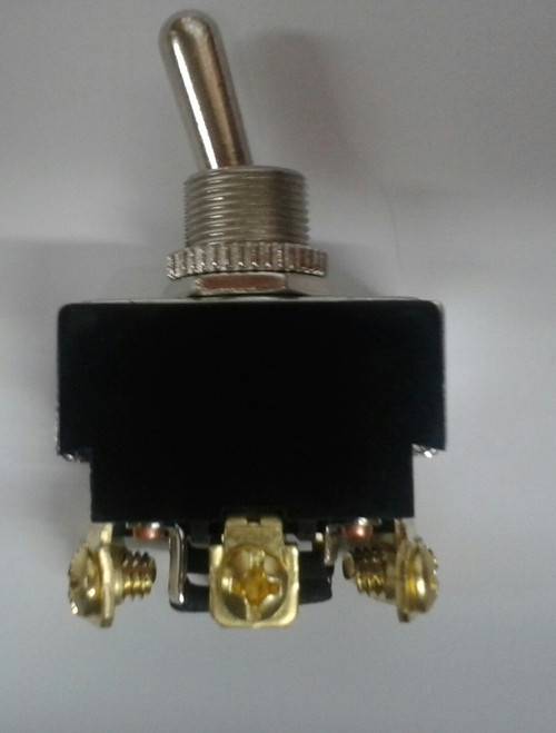 reversing toggle, on-on, double pole, screw terminals, Spemco,303779,7300038