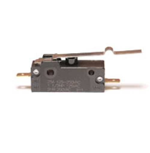 EMB Snap Action Switch 303-9054, normally closed, simulated roller lever, 2653-0018, B01R4590310150, 614003, 852322