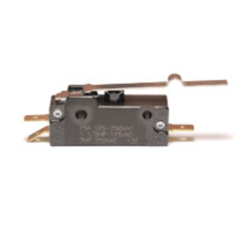 EMB Snap Action Switch 303-9058, normally open & normally closed, simulated roller
