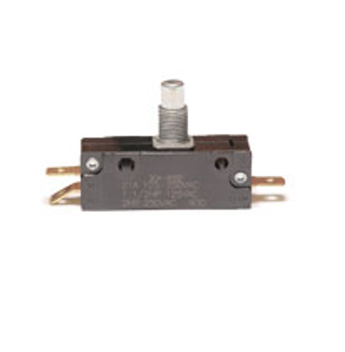 EMB Snap Action Switch 304-9052, normally open & normally closed, overtravel plunger
