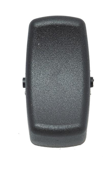 Carling L Series Rocker Switch Actuator, Black, No Lens, llazz00-000,215-159,78-0206