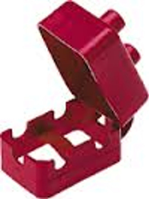 circuit breaker boot, pvc, red, protective cover for two post breakers, 32-br, 044-3000, 411453, wy23540, 464NO-red