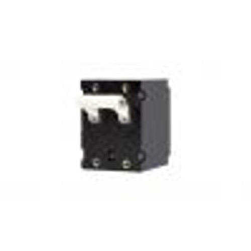 Carling Technologies Circuit breaker, 50 amp, A Series, double pole, magnetic, screw terminals AA2-B0-34-650-5B1-C