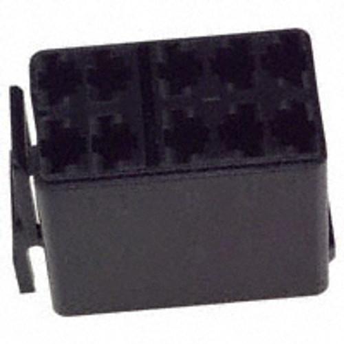 Connector Housing for V Series Rocker, 10 Terminal base, Black, Carling, Contura,0004872,033-0709,101471,112377,13954183,190-17500-001,41011013,49944-0000,64695,800063,C-382391A1,CF0127,CN-10F25SW1,CN-10F63N,LL-7464-31,N10609004,P-1338-PC