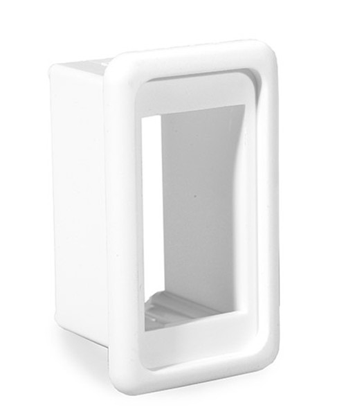 Carling V Series Panel Mount, Stand Alone, White, Contura,27313