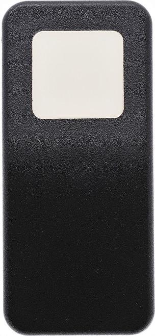 VV69Z00-000, carling, rocker switch cap, v series, contura x, contura 11, actuator, single white square lens