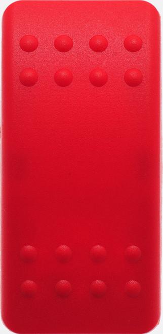 Carling, switch cap, actuator, v series, hard red, no lens, VVAZS00-000, Contura II,00017207,033-0294,251211