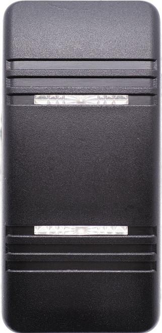 VVC2C00-000 Carling Contura 3 Hard Black Actuator, 2 clear bar lens,1021581,SWIT-251222