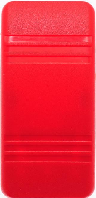 Carling, rocker switch actuator, red with no lens, Contura 3, v series, VVCZS00-000,033-0480