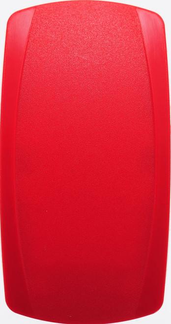 VVGZS00-000, Carling V Series Rocker Actuator, Hard Red, rocker switch cap, no lens, hard red, 00022862, 1018384, 502363, p-0577-hw