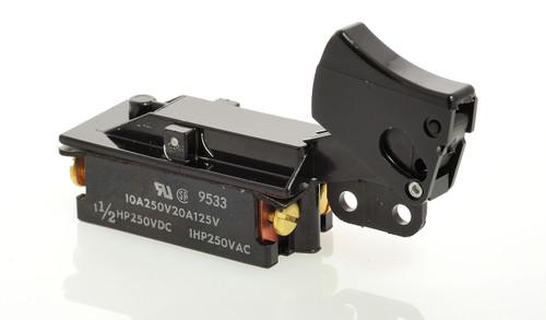 Trigger Switch, Eaton Cutler Hammer, Industrial, power tool switch, tool switch, circular saw switch, 8652K12