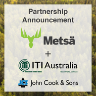 Press release: Metsä Wood partners with ITI and John Cook & Sons