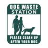 dog station sign