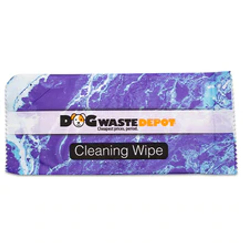 Single Packet Cleaning Wipe -200 per case