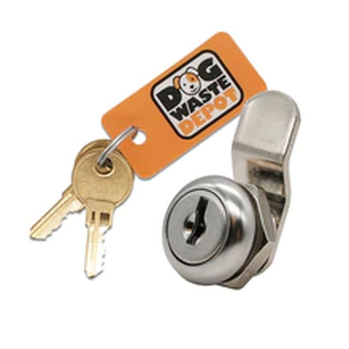 Replacement Dispenser Lock & Keys