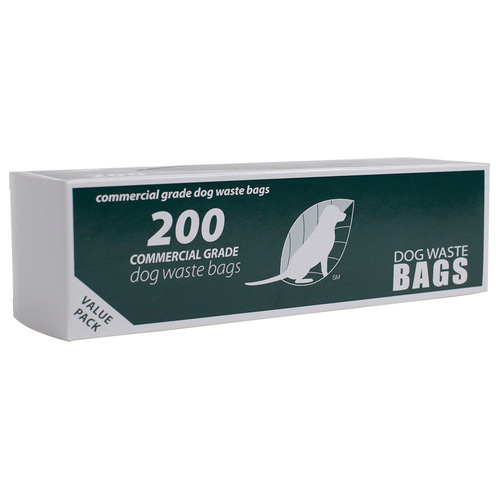 MADE IN NORTH AMERICA -Dog Waste Roll Bags