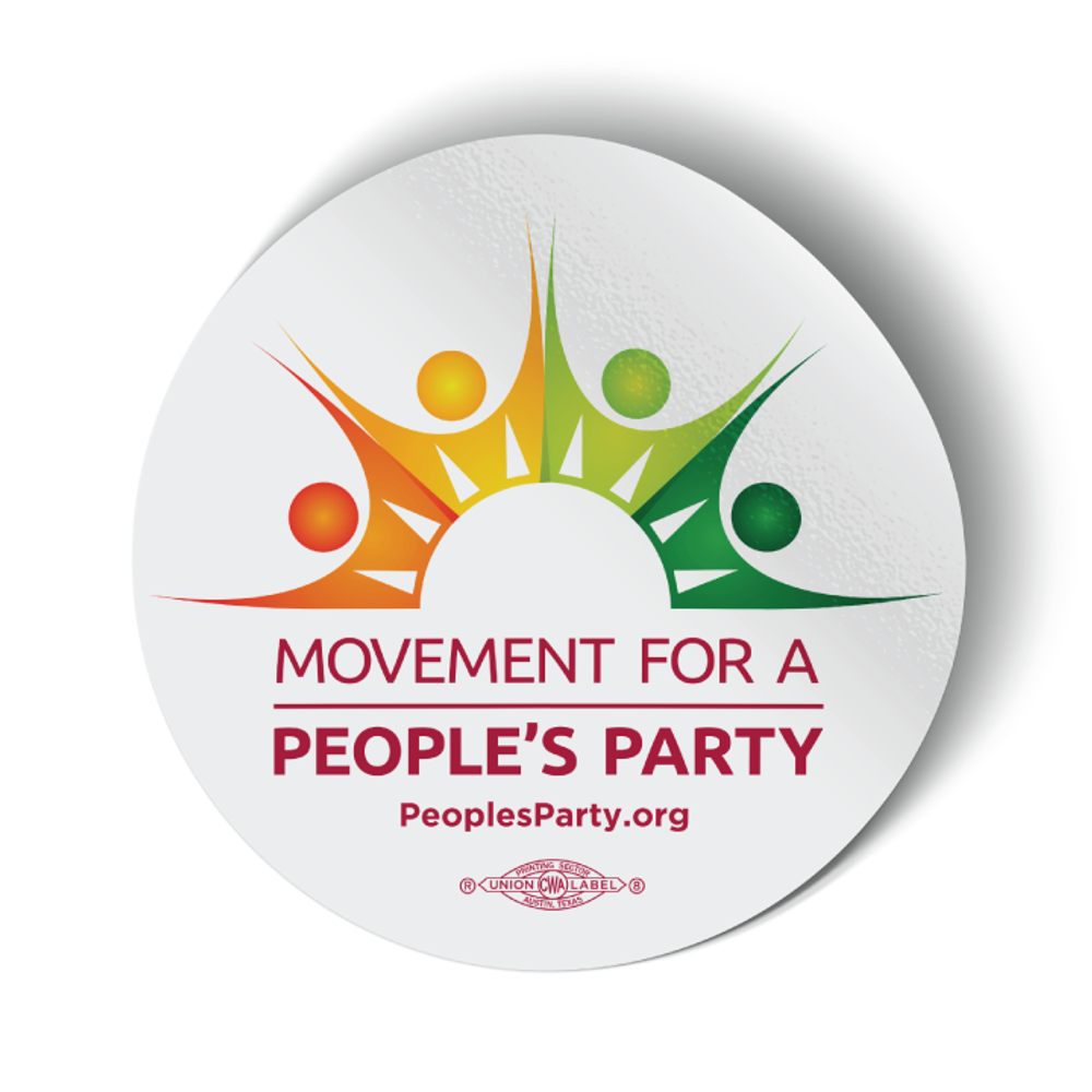 People's Party Organizer Kit