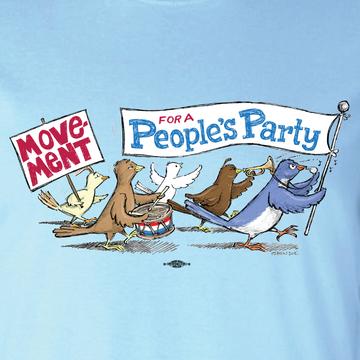 MPP Birdie Parade (Light Blue Tee)