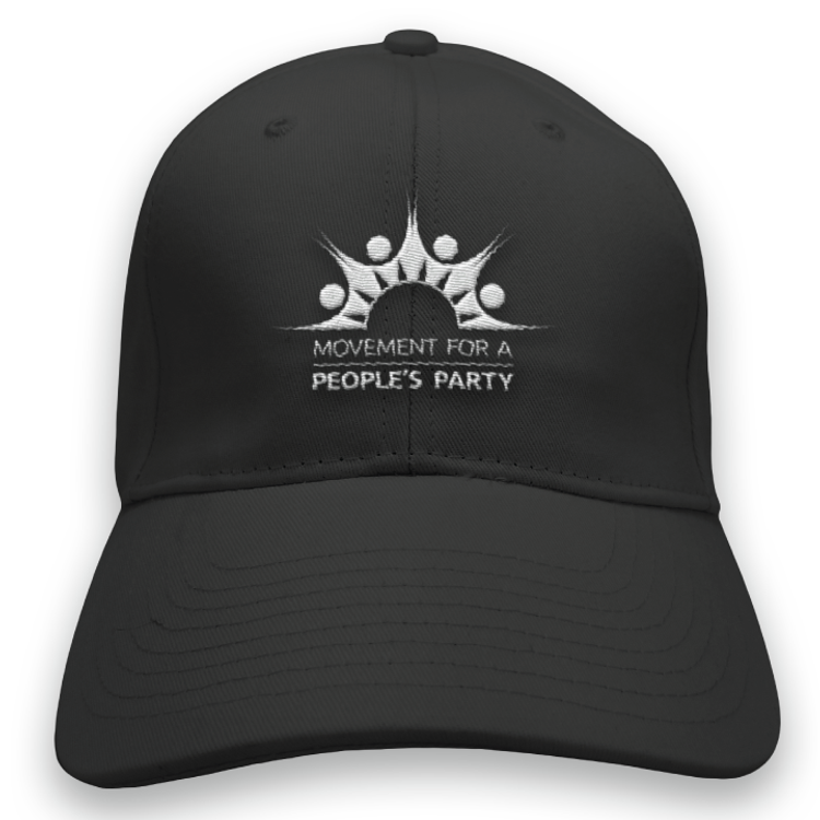 Movement For a People's Party Official Logo (Black Cap)