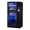 Refurbished Dixie Narco 501E Live Display Machine