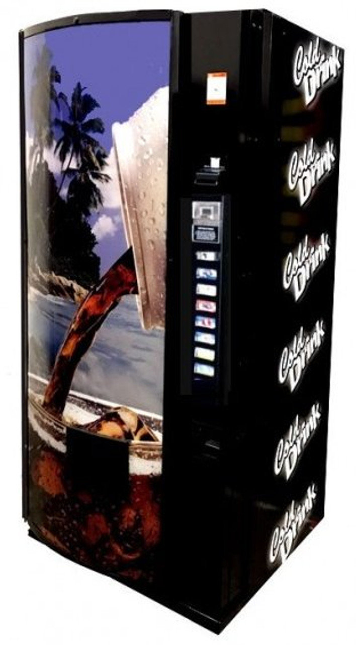 Refurbished Dixie Narco 368 12oz Can Soda Machine